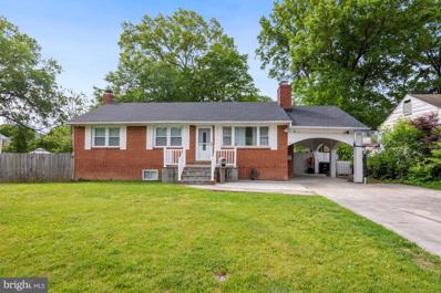 9609 Franklin Avenue, Lanham, MD 20706 - #: MDPG606376