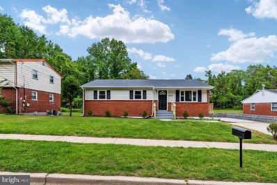 1422 Alberta Drive, District Heights, MD 20747 - #: MDPG606590