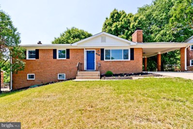 8107 Daniel Drive, District Heights, MD 20747 - #: MDPG607398