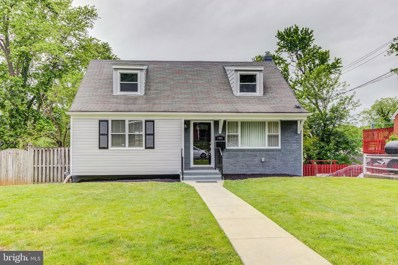 1003 Quietview Drive, Capitol Heights, MD 20743 - #: MDPG608068