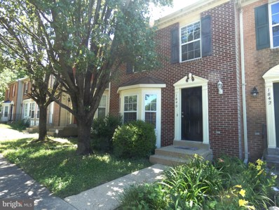 1840 Forest Park Drive, District Heights, MD 20747 - #: MDPG610104