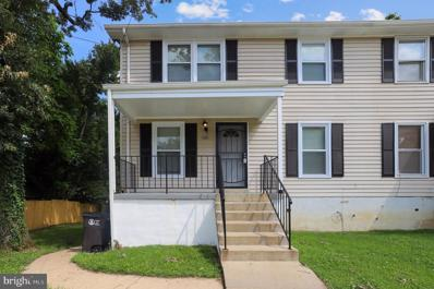 6424 Seat Pleasant Drive, Capitol Heights, MD 20743 - #: MDPG610338