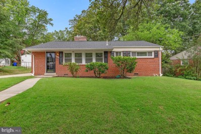 4002 College Heights Drive, University Park, MD 20782 - #: MDPG610372