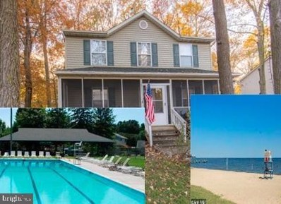 825 Petinot Place, Stevensville, MD 21666 - #: MDQA100236