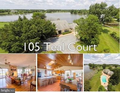 105 Teal Court, Stevensville, MD 21666 - #: MDQA139296