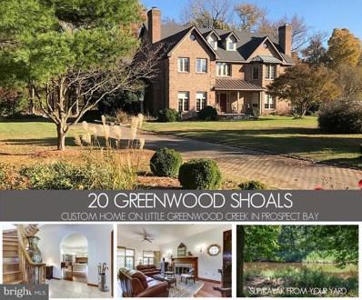 20 Greenwood Shoals, Grasonville, MD 21638 - #: MDQA140298