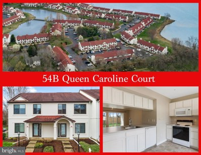 54-B  Queen Caroline Court, Chester, MD 21619 - #: MDQA143424