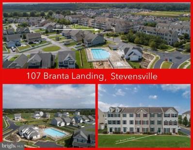 107 Branta Landing, Stevensville, MD 21666 - #: MDQA145290