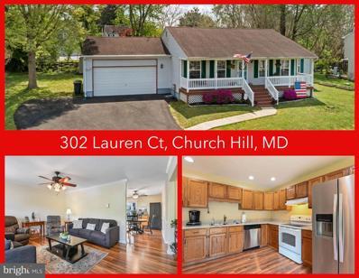 302 Lauren Court, Church Hill, MD 21623 - #: MDQA147606