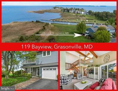 119 Bayview, Grasonville, MD 21638 - #: MDQA147670