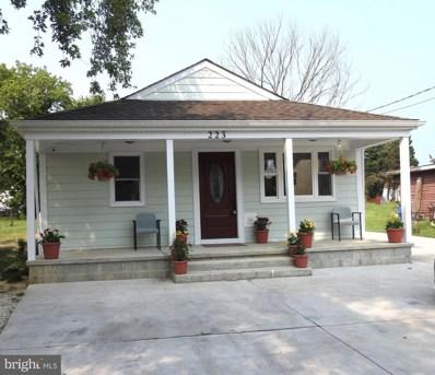 223 New Street, Church Hill, MD 21623 - #: MDQA2000530