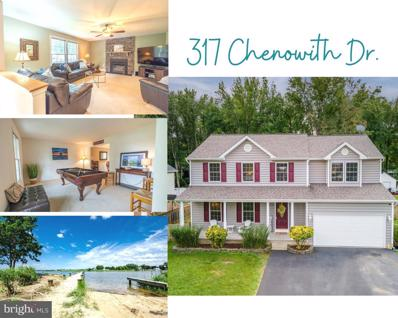 317 Chenowith Drive, Stevensville, MD 21666 - #: MDQA2000798