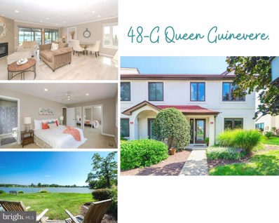 48-G  Queen Guinevere Way, Chester, MD 21619 - #: MDQA2000804