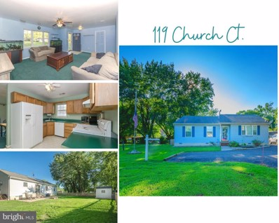 119 Church Court, Grasonville, MD 21638 - #: MDQA2000842