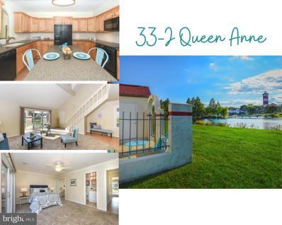 33-J  Queen Anne Way, Chester, MD 21619 - #: MDQA2001138