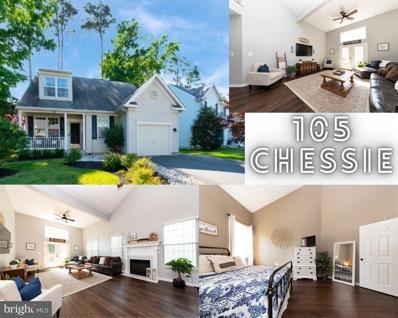105 Chessie Court, Chester, MD 21619 - #: MDQA2001168