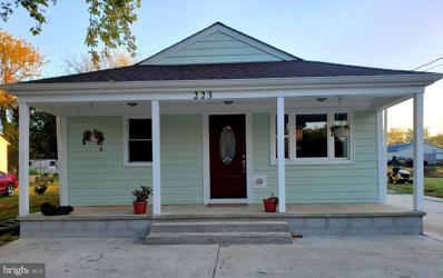 223 New Street, Church Hill, MD 21623 - #: MDQA2001330