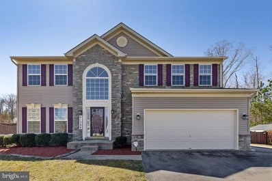 21346 Caraway Place, Lexington Park, MD 20653 - #: MDSM158052