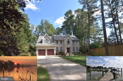 45244 Buggs Way, Tall Timbers, MD 20690 - #: MDSM165148