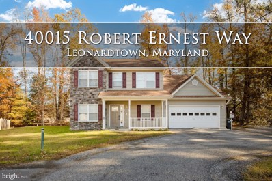 40015 Robert Ernest Way, Leonardtown, MD 20650 - #: MDSM172954