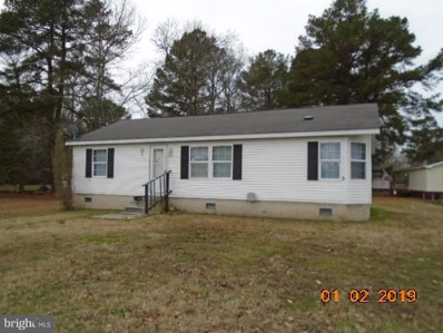 4550 Crisfield Highway, Crisfield, MD 21817 - #: MDSO100978