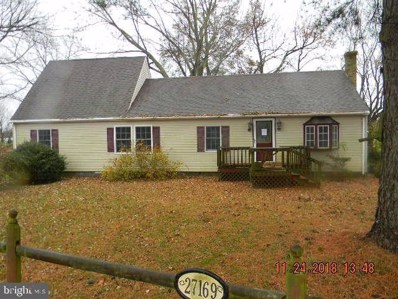27169 Crisfield Marion Road, Crisfield, MD 21817 - #: MDSO101604