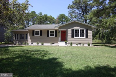 8 Tawes Drive, Crisfield, MD 21817 - #: MDSO102520