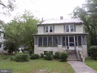 26408 Main Street Extension, Crisfield, MD 21817 - #: MDSO102526