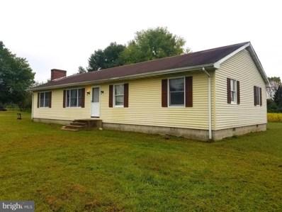 7721 Dividing Creek Road, Pocomoke, MD 21851 - #: MDSO102776