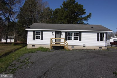 4550 Crisfield Highway, Crisfield, MD 21817 - #: MDSO103394