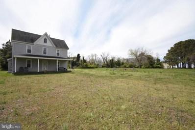 23151 Soundside Estates Road, Deal Island, MD 21821 - #: MDSO103408