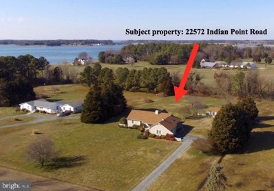 22572 Indian Point Road, Bozman, MD 21612 - #: MDTA138320