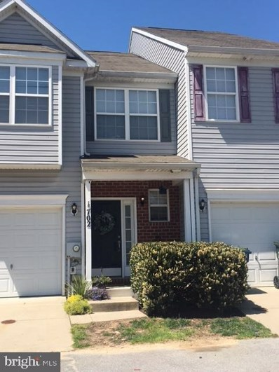 702 Leontyne Place, Easton, MD 21601 - #: MDTA141112