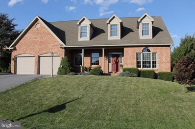 19106 Rock Maple Drive, Hagerstown, MD 21742 - #: MDWA100014