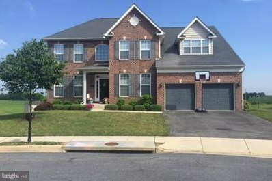 16 Holder Court, Boonsboro, MD 21713 - #: MDWA100362
