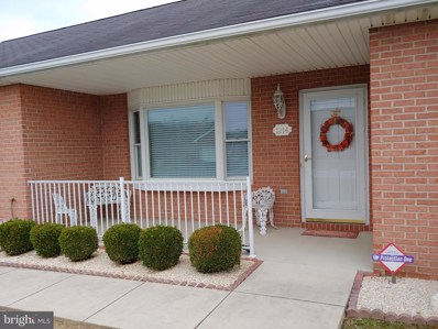 1214 Hillbrook Drive, Hagerstown, MD 21740 - #: MDWA105466