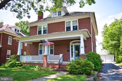 42 E Irvin Avenue, Hagerstown, MD 21742 - #: MDWA105756
