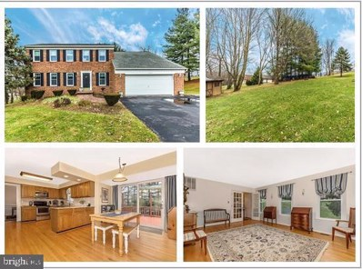 21706 O Toole Drive, Hagerstown, MD 21742 - #: MDWA122444