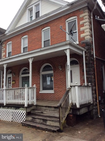 437 N Mulberry Street, Hagerstown, MD 21740 - #: MDWA133666