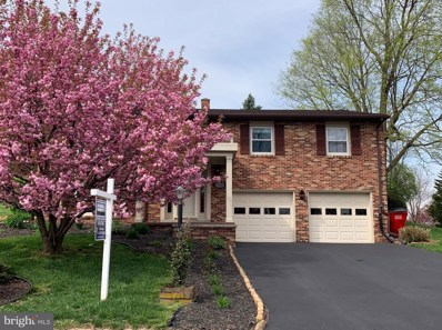 17504 Old Stone Court, Hagerstown, MD 21740 - #: MDWA136590