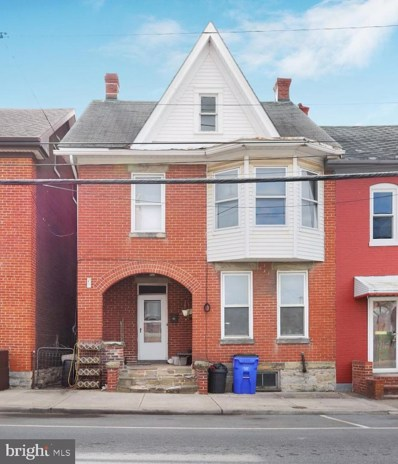 141 E Baltimore Street, Hagerstown, MD 21740 - #: MDWA158898