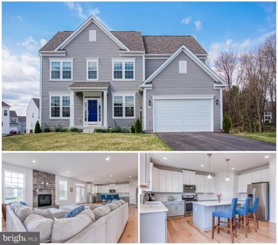 19007 Mount Maple Court, Hagerstown, MD 21742 - #: MDWA163742