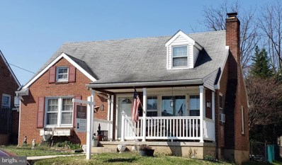 465 Pangborn Boulevard, Hagerstown, MD 21742 - #: MDWA163762