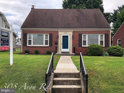 308 Avon Road, Hagerstown, MD 21740 - #: MDWA163802