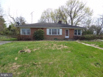 206 N Colonial Drive, Hagerstown, MD 21742 - #: MDWA163970