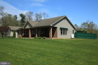 11623 Harp Road, Hagerstown, MD 21742 - #: MDWA164242