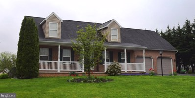 17807 Justice Court, Hagerstown, MD 21740 - #: MDWA164306