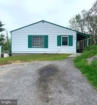 804 Interval Road, Hagerstown, MD 21740 - #: MDWA164706
