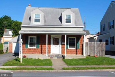 341 Radcliffe Avenue, Hagerstown, MD 21740 - #: MDWA164796
