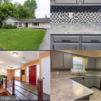17901 Red Oak Drive, Hagerstown, MD 21740 - MLS#: MDWA165134